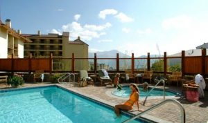 Lodge at Mountaineer Square pool 2 0