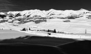 Noir Elk Mtn range